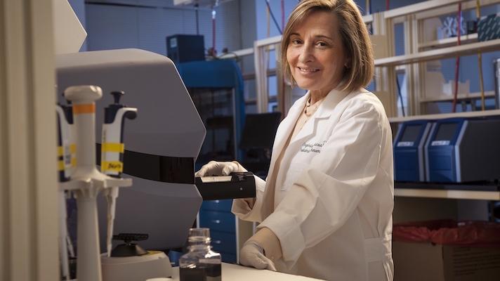 Virginia Pascual, M.D. (2017 Recipient)