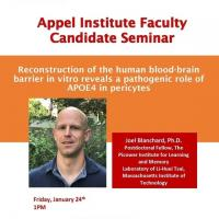 Event Image for Appel Institute Faculty Candidate Seminar
